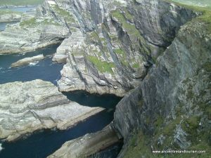 Pics from Ireland tours Fogher Cliffs