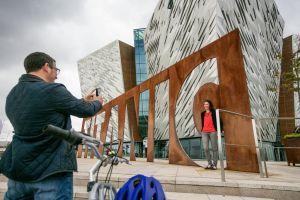 Visit Ireland Titanic Belfast Ireland