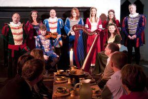 Ireland Vacations Meet the Bunratty cast