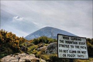 Croagh Patrick Ireland