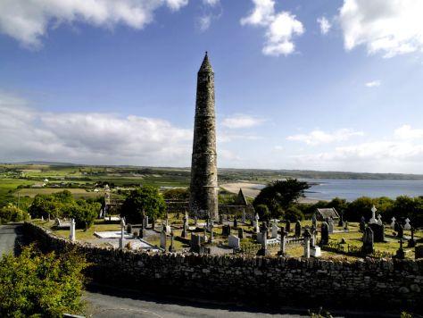 Ardmore Round Tower