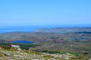 Pics from Ireland tours View from Pilgrim Path