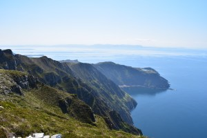 Pics from Ireland tours Slieve League Views