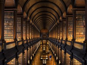 Ireland Tours Trinity College