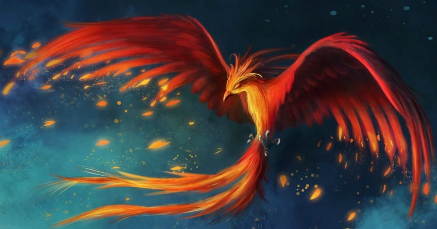 Image result for phoenix mythology