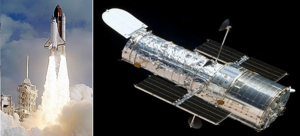 On This Day In History Hubble Space Telescope Was