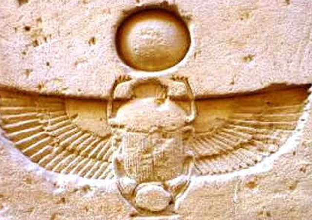 Secrets Of The Scarab Ancient Sacred Symbol In Human