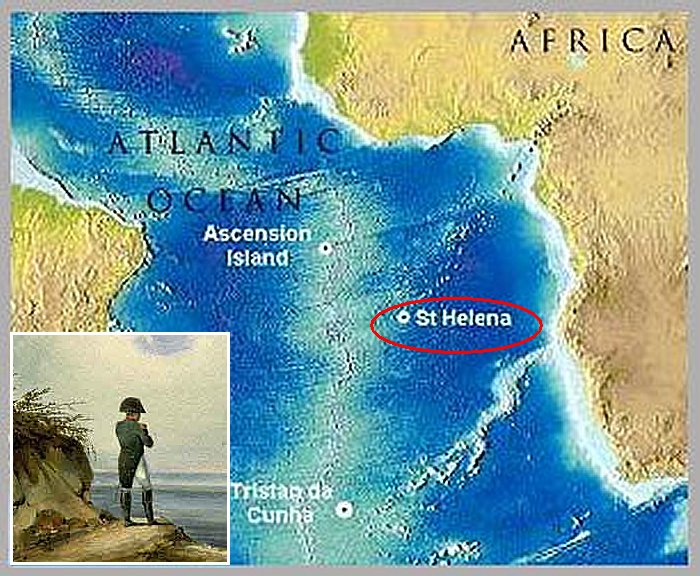 Image result for st helena island