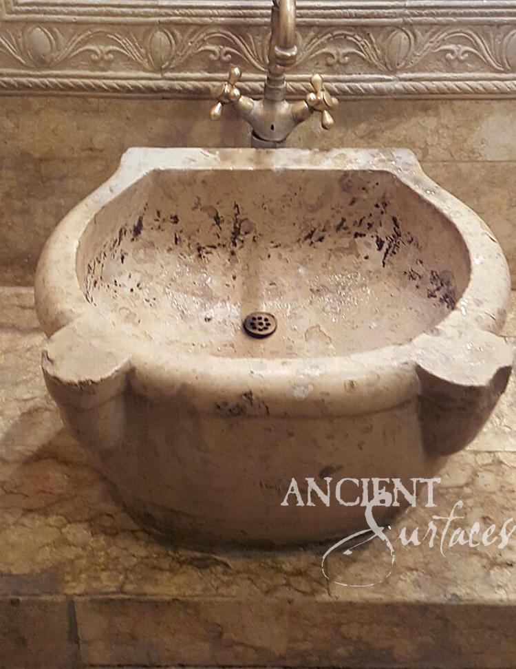 Some Of The Most Intriguing Antique Limestone And Marble