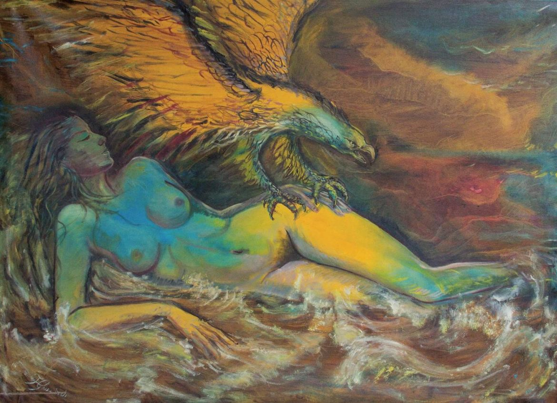 Eris Pluvia (1985) di Francesca Ghizzardi
