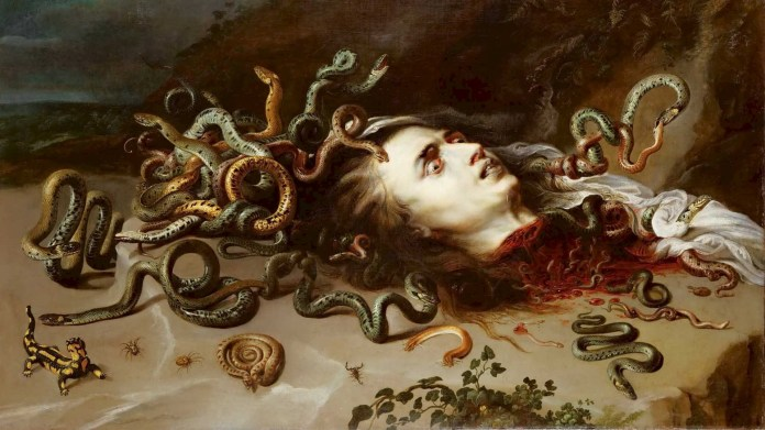 The gorgon Medusa - Ancient World Magazine