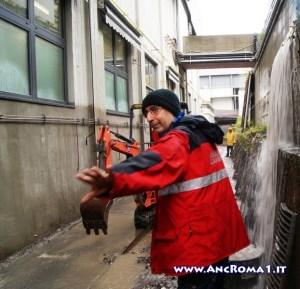 Genova: l'alluvione