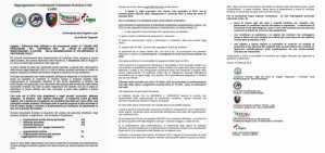 Chiuso il tavolo delle trattative con l'Agenzia Regionale di Protezione Civile del Lazio