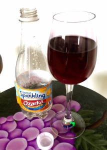 Shortcut Sangria Wine Spritzers...And A Dash of Cinnamon