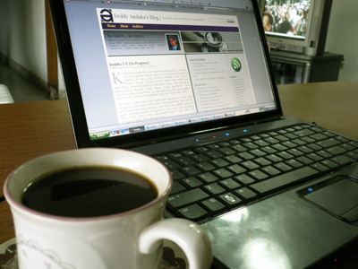Blog and Coffee