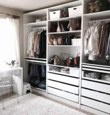 12. Walk in Closet