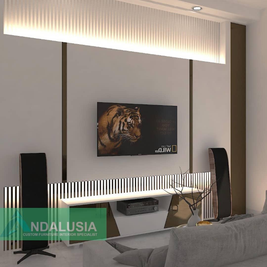 Portofolio Furniture dan Jasa Desain Interior Jakarta by Andalusia