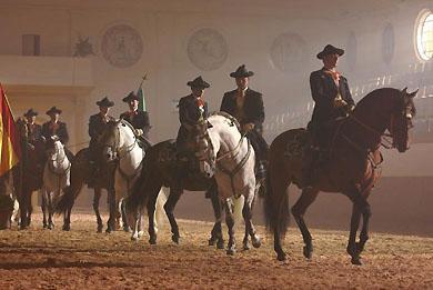 Königliche Hofreitschule Jerez