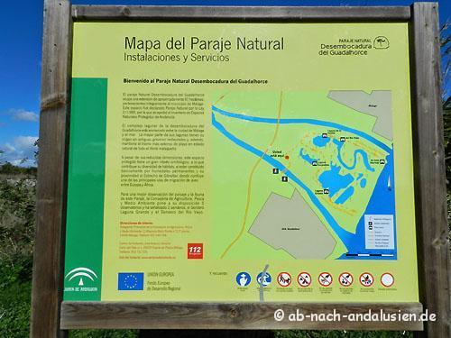 Naturpark Guadalhorce