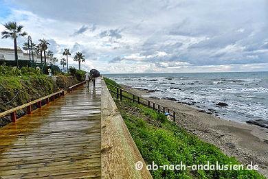 Küstenwanderweg Mijas