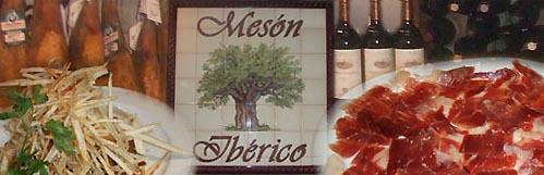 Tapas Bar Meson Iberico