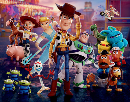 Toy Story 4 sinopsis