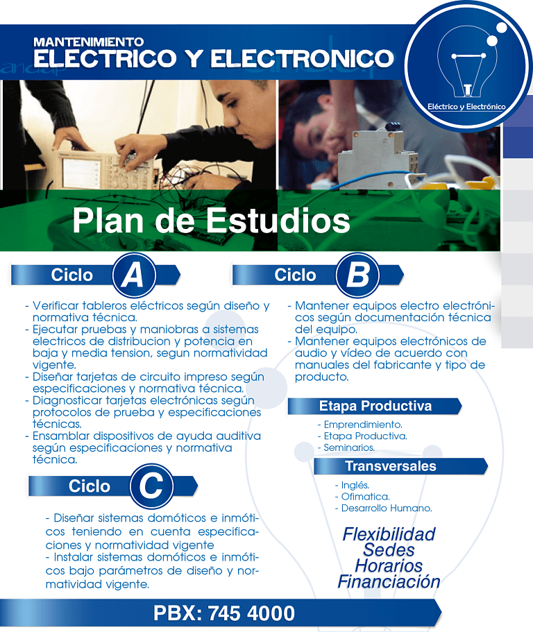 Electrico-Electronico