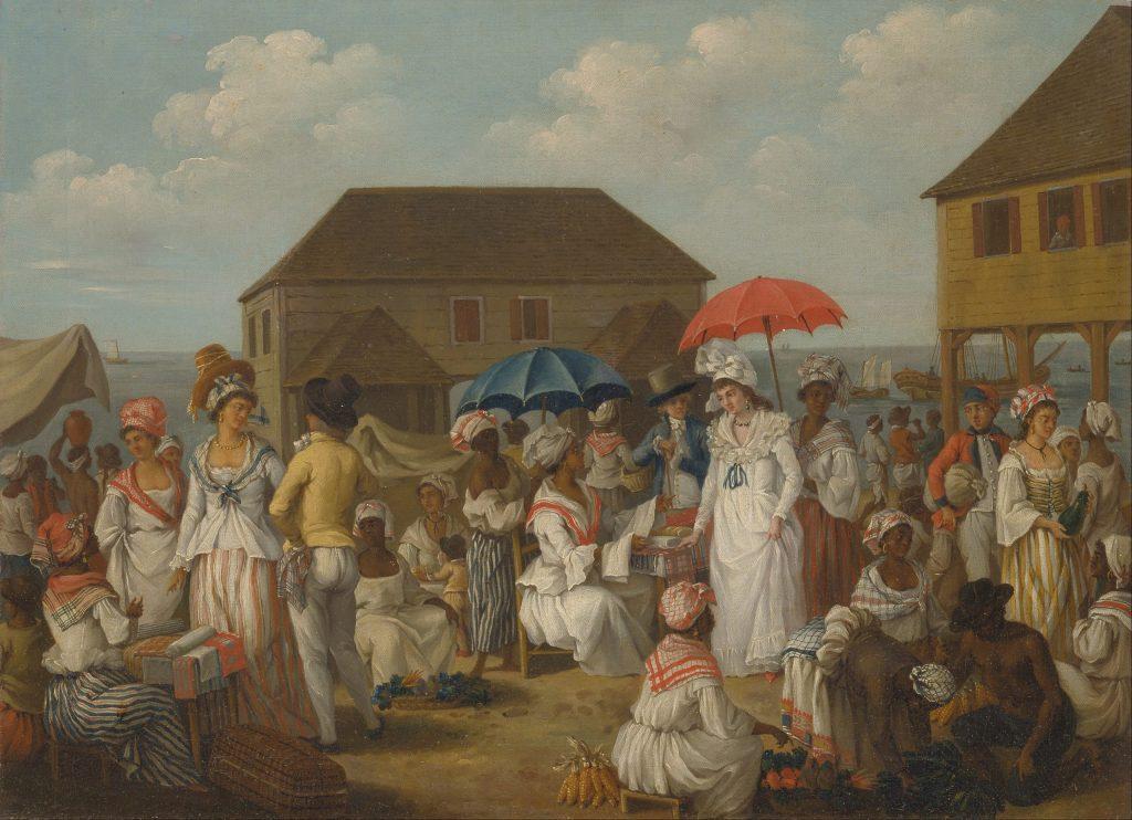 El mercado de lino