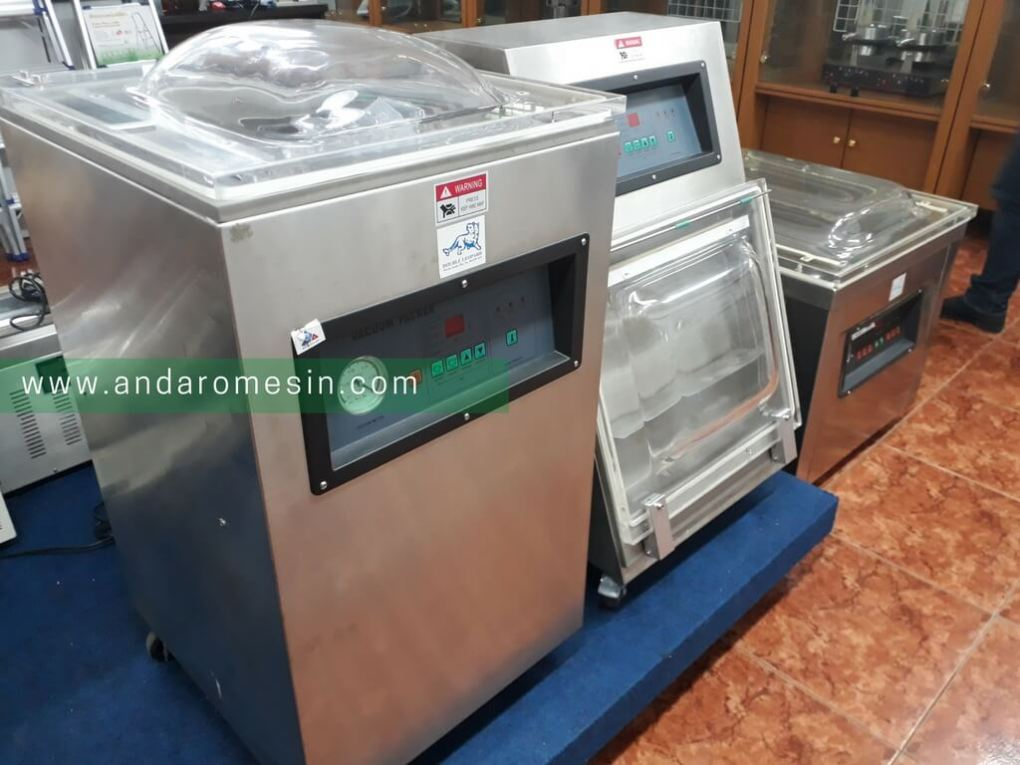 MESIN PENGEMAS VAKUM VACUUM PACKAGING