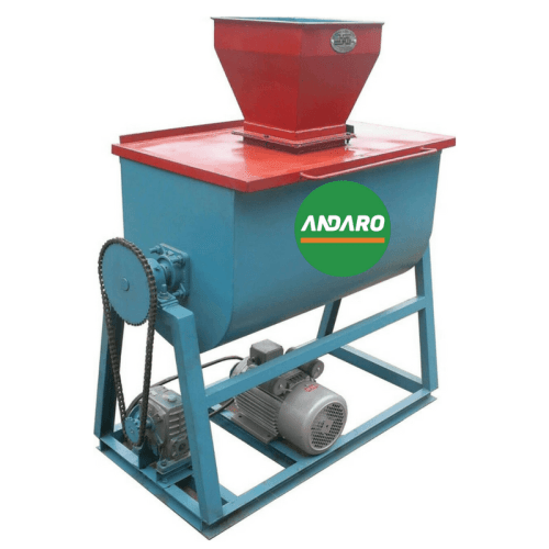 Mesin Mixer Industri