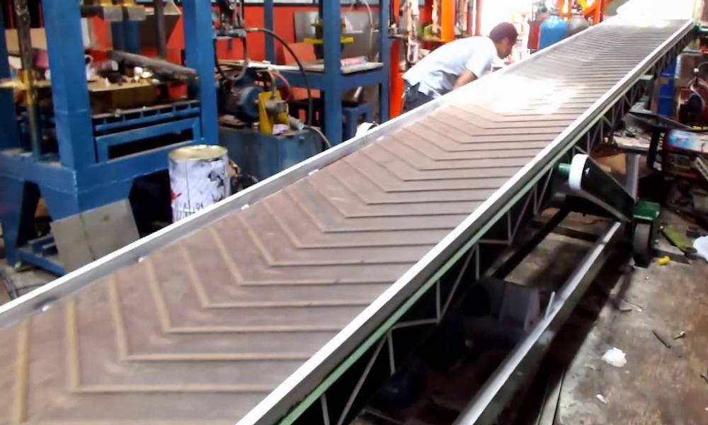 Mesin Conveyor Feeder