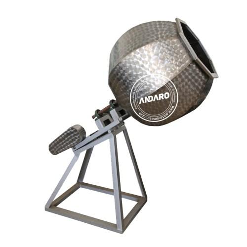 Mesin Pengaduk Bumbu Hexagonal Mixer - Mesin Pencampur Bumbu
