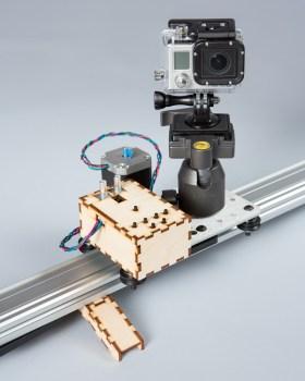 Camera Slider - In Progress