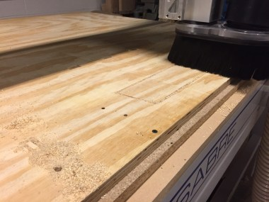 48″ x 48″ CNC router and VCarve stools – AndBosta – projects and