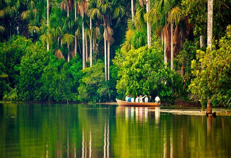 Tour In Puerto Maldonado 3 Days Visit Monkey Island