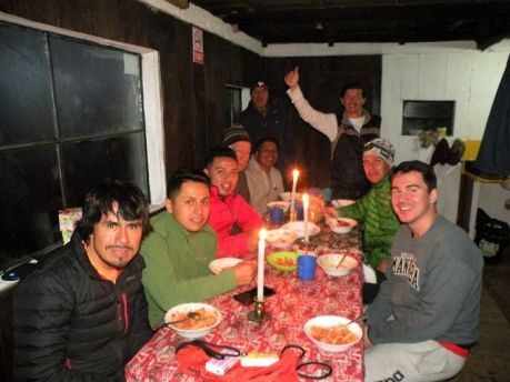 Refuge Tungurahua