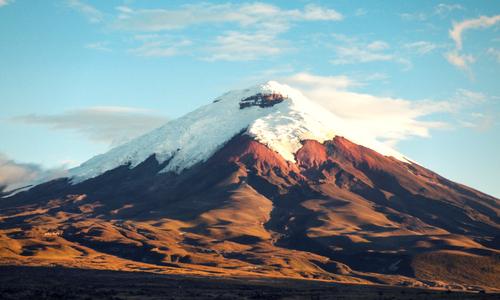 Volcano cotopaxi photography tour Ecuador & Galapagos