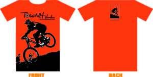 prova maglia arancio townhill