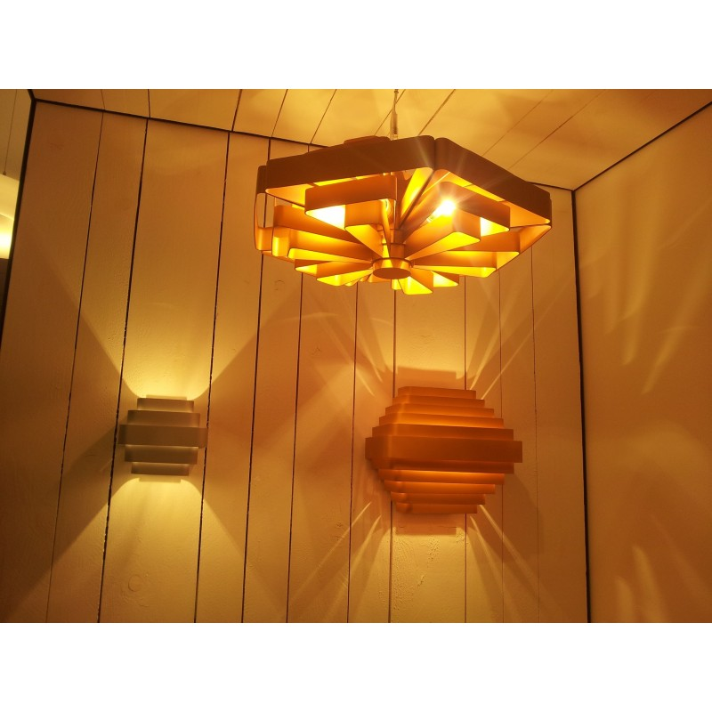 Wever Amp Ducr 233 J J W 01 And 02 Wall Lamp Design Jules Wabbes