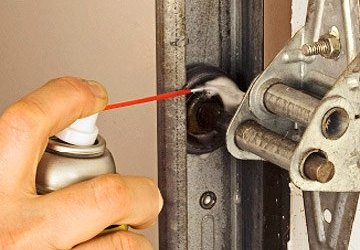 Cold Weather Garage Door Maintenance