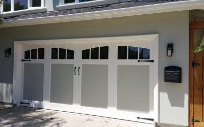 Spruce Up Your Garage Door