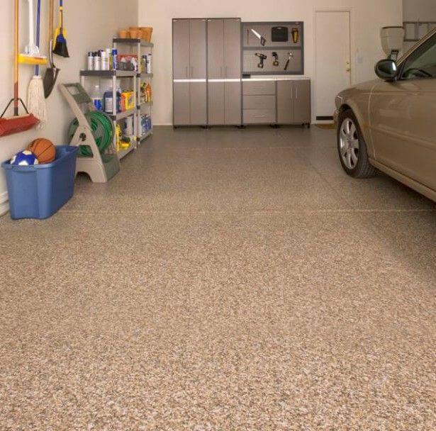 Garage Floor Covering Anderson Garage Doors