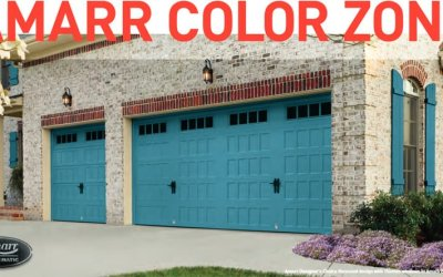 New Garage Door Paint Options