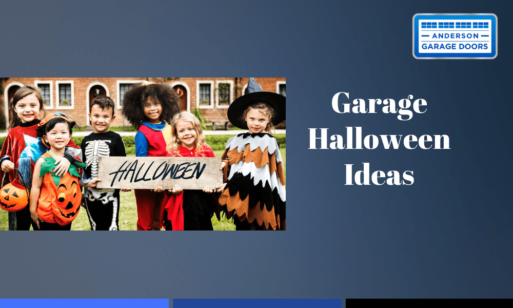 Garage Halloween Ideas