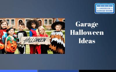 Garage Halloween Ideas