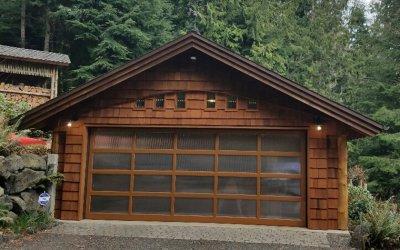 Modern Classic Garage Doors