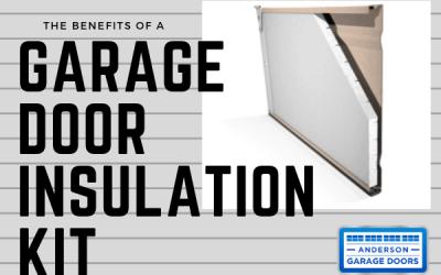 The Benefits of a Garage Door Insulation Kit
