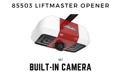 85503 LiftMaster Opener with Built-In Camera