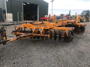Simba 4M Disc Harrow