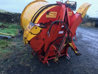 Teagle 4040 straw chopper